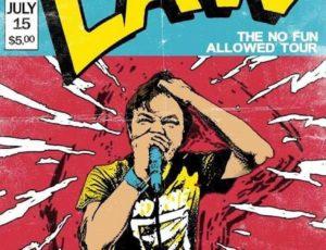 Arsenal Comics Present – EvanAmes.com